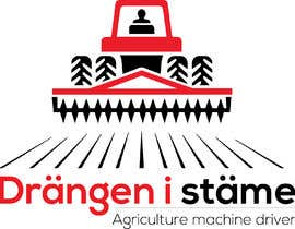#13 for Logo for agriculture machine driver by etchnashaat