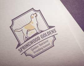 #27 for Dog Breeder Logo Design by NatalliaOstrovsk