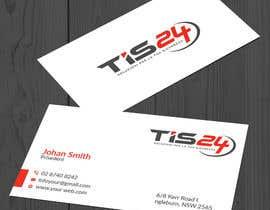 #24 for business card af pritishsarker