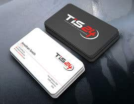 #681 for business card af rahidratul