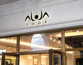#69 for Design a logo for yoga studio by lucianito78