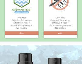 #19 для American River - Natures Defense - Insect Repellent Logo от abobal7