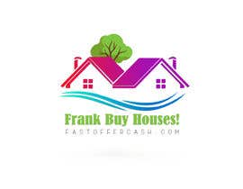 #141 for frank buys houses logo by AWhasan