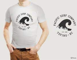 #82 for Design a graphic for a surf company in Canada by RetroJunkie71