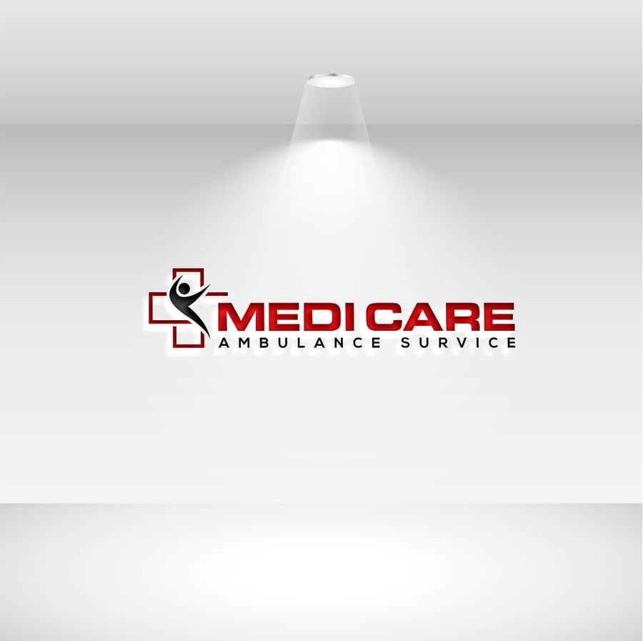 Konkurrenceindlæg #63 for Create Name and Logo for Ambulance Dispatch / Billing Software