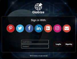 Nro 29 kilpailuun I need professional and dynamic designer who can make my signup page professionally käyttäjältä sbsohel234