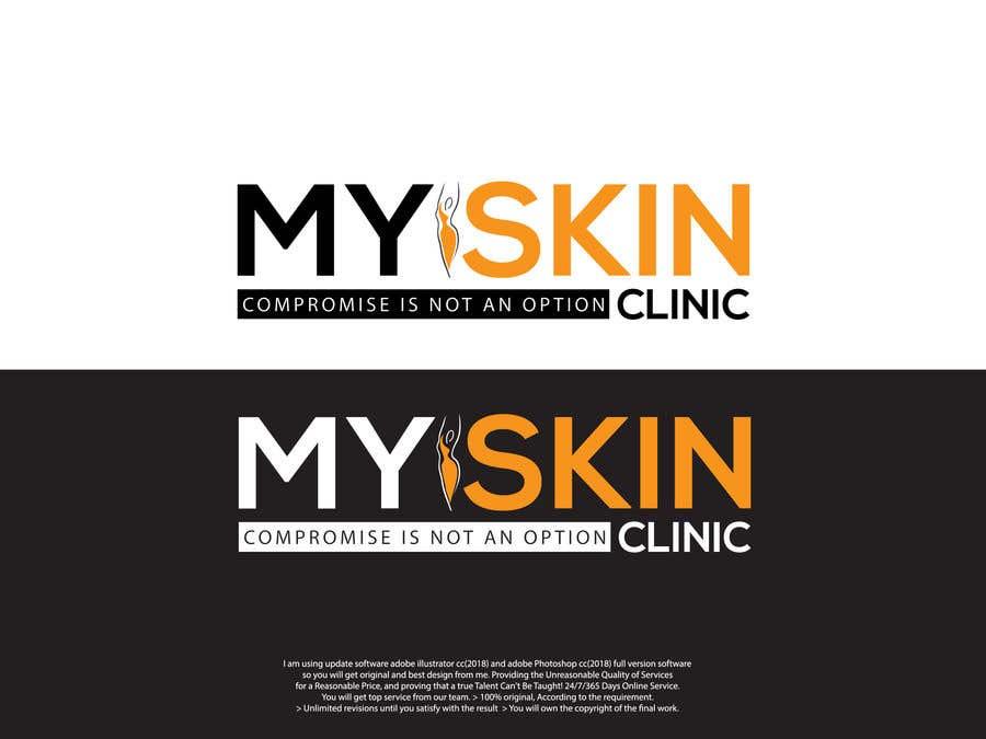 Penyertaan Peraduan #126 untuk Logo, business card and stationary  design for medical skin clinic