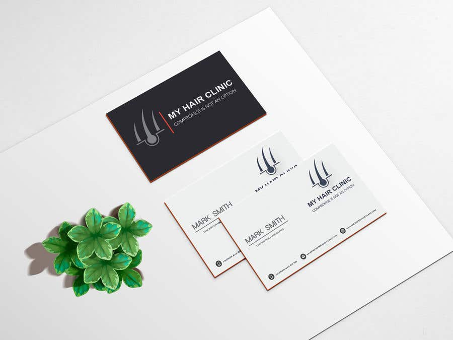 Penyertaan Peraduan #46 untuk Logo, business card and stationary  design for medical skin clinic