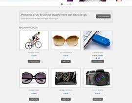 #11 for BUILD HIGH QUALITY WEBSITE ON SHOPIFY FOR MY PRODUCTS by tusher190