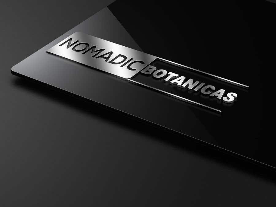 Inscrição nº 25 do Concurso para Create a logo for a Nomadic Beauty Company