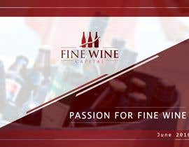 #44 cho Fine Wine Capital AG bởi alokaryan78