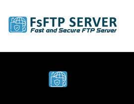Sadmansakib7548 tarafından I wish for an FTP server 1 logo and 1 favicon için no 3