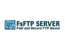 #5 for I wish for an FTP server 1 logo and 1 favicon by Sadmansakib7548