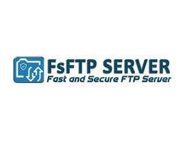 Sadmansakib7548 tarafından I wish for an FTP server 1 logo and 1 favicon için no 5