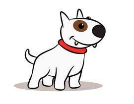 #5 for Bull Terrier Cartoon Caracter af CiroDavid