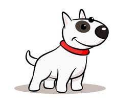 #18 for Bull Terrier Cartoon Caracter af CiroDavid