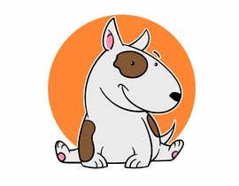 #16 for Bull Terrier Cartoon Caracter af ToaMota