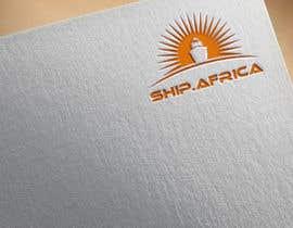 #178 untuk Logo Ship.africa oleh shurmiaktermitu