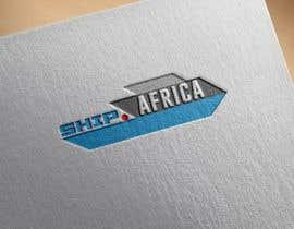#172 untuk Logo Ship.africa oleh Nikolycy