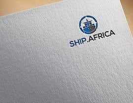 #170 untuk Logo Ship.africa oleh sonamona350