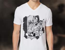 #3 untuk Diseño para una camiseta oleh adalbertoperez