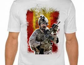 #16 untuk Diseño para una camiseta oleh gerardolamus