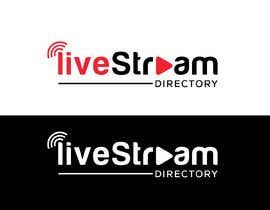 #48 for Design logo for: LIVESTREAM.directory by nenoostar2