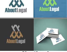 "#215 for Logo Design: ""AboutLegal"" by bpsodorov"