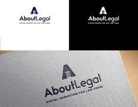 """Číslo 260 pro uživatele Logo Design: """"AboutLegal"""" od uživatele amalmamun"""