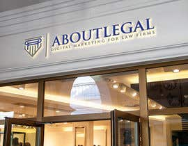 """#242 for Logo Design: """"AboutLegal"""" by tanvirahmmed67"""