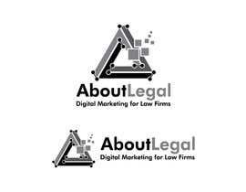 "Číslo 254 pro uživatele Logo Design: ""AboutLegal"" od uživatele hadrianus1"