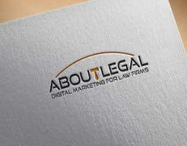 "#201 za Logo Design: ""AboutLegal"" od khanmahfuj817"
