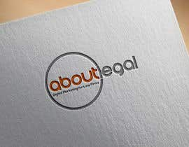 "naygf00님에 의한 Logo Design: ""AboutLegal""을(를) 위한 #216"