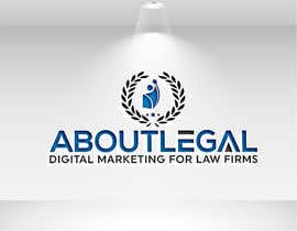 "#220 for Logo Design: ""AboutLegal"" by affaifhassan91"