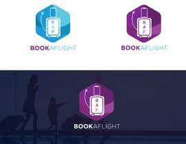 nº 23 pour design a logo - BOOKAFLIGHT par muktysdesign
