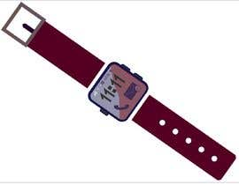 #5 для Design for smartwatch - stl file , render files and design concept от sajeebhasan177