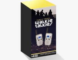 #3 untuk Package for  walkie talkies oleh adalbertoperez