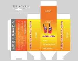 #4 untuk Package for  walkie talkies oleh ir512
