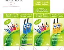 #2 untuk Package for  walkie talkies oleh aminnaem13