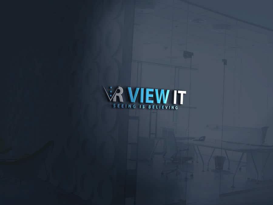 Konkurrenceindlæg #8 for Logo - VR View It