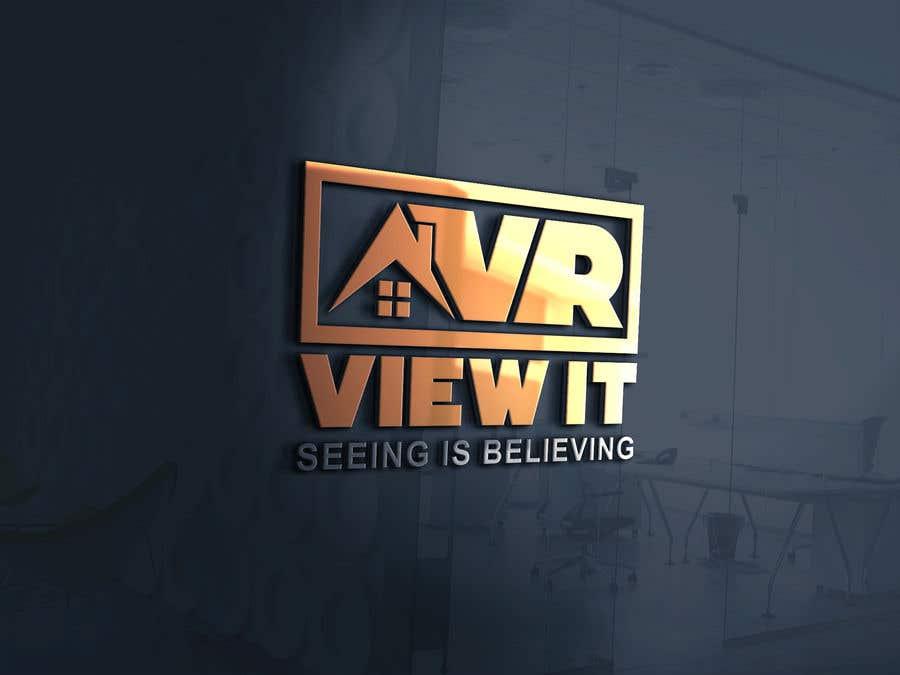 Konkurrenceindlæg #130 for Logo - VR View It