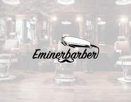 #5 для I would like a logo design with my barber Instagram name which is eminerbarber. If possible to add a clipper machine to be base of the logo. от soufianeabo