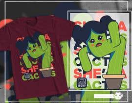 #9 for T-shirt Design.... Funky, Minimal, Cartoon, Funny, Ironic af adingph