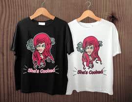 #45 for T-shirt Design.... Funky, Minimal, Cartoon, Funny, Ironic af NiloyyMahmudd