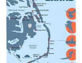 #9 para Artistic Design of a Map por gkhaus