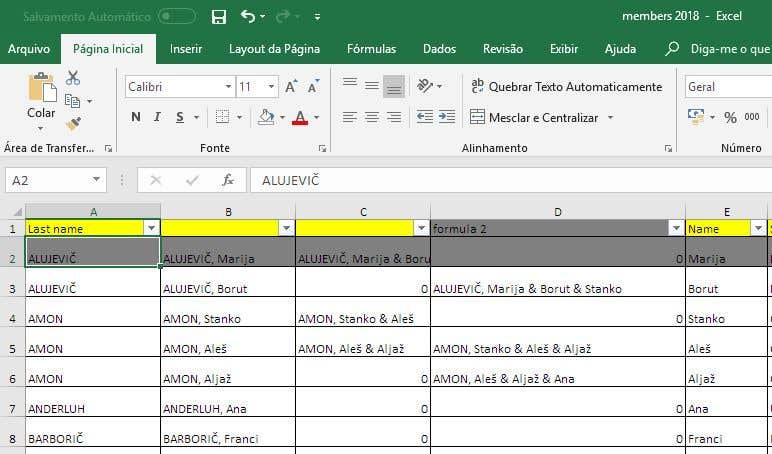 Entry #3 by MarinaDaniela for Convert excel file to word printing labels  for envelopes 2019 | Freelancer