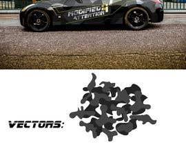 #3 for Car Decal Design, Full af manuelameurer