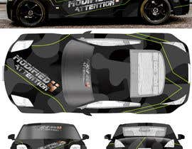 #6 for Car Decal Design, Full af manuelameurer