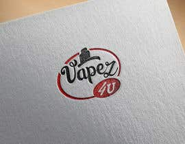 #46 для I would like a logo created for a vape online store where I will sell vape cigarettes and liquids.  The shop name is Vapez4u so would like something to go with it.  I don't mind a nice edgy design and I am open to colour schemes and designs. от motiondiscover