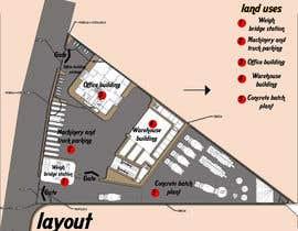 #41 для Industrial Yard Floor Plan and Layout от IbrahimGamal90